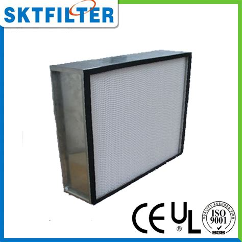 hepa filter exhaust fan terlaris hepa filter exhaust fan dengan galvanis bingkai