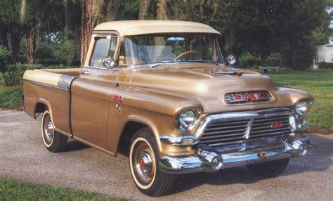Pontiac Gmc 1957 gmc palomino show truck ralph wescott largo fl
