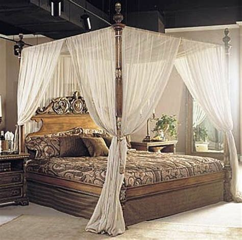 Bed Canopies by The Most Beautiful And Canopy Beds Four Poster Bed