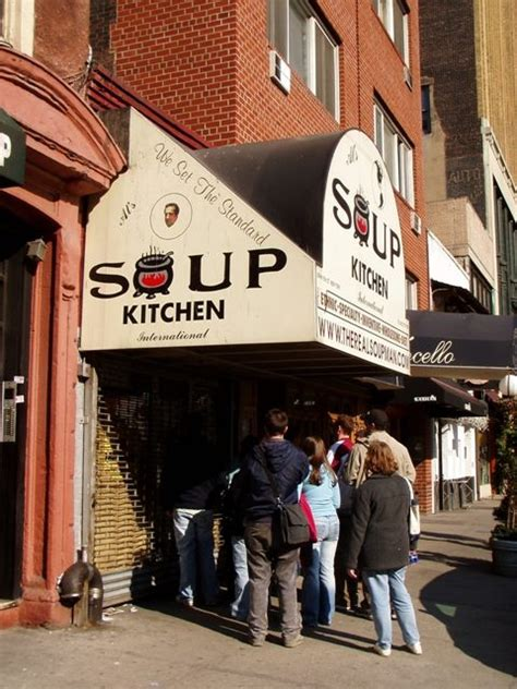 Soup Kitchen New York City by Nyc The Soup New York City Places
