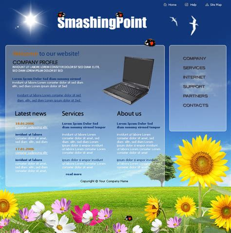 top 50 photoshop web layout tutorials from 2011 designbeep 50 useful and detailed photoshop web layout tutorials