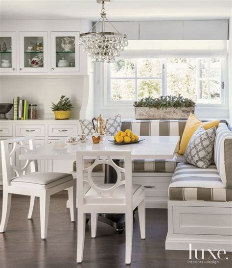 Banquette Cushions by Best 25 Corner Breakfast Nooks Ideas On