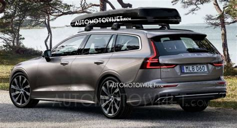 New 2019 Volvo V60 by 2019 Volvo V60 Are These The Official Photos