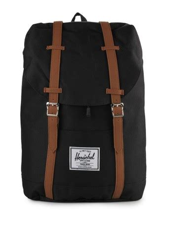 Tas Backpack Di Zalora jual herschel retreat backpack original zalora indonesia