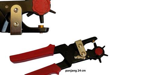 Alat Pijat Setrum tang visking vk 200 pelubang tali kulit karet gesper sabuk dan jam tangangrosir berkah jaya
