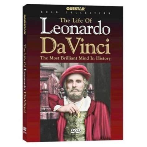 Leonardo Da Vinci Biography Dvd | life of leonardo da vinci dvd