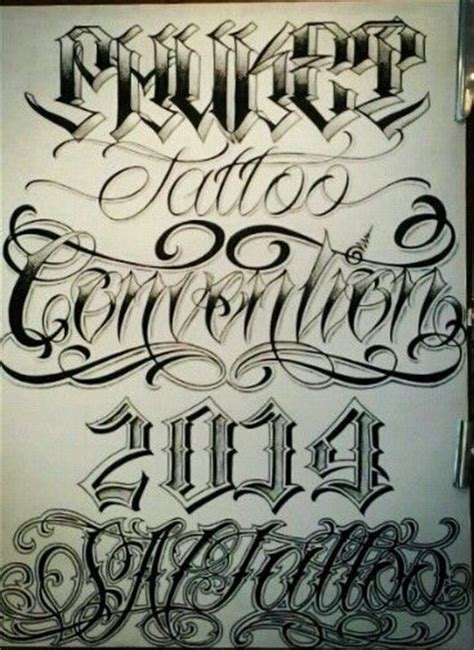 mexican tattoo lettering font chicano lettering lettering pinterest chicano