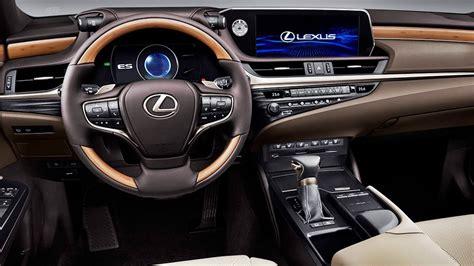 Lexus 2019 Es Interior by 2019 Lexus Es Interior