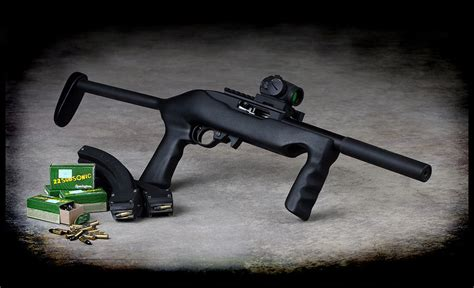 ruger charger custom stock barrel ruger 10 22 with custom stock the firearm
