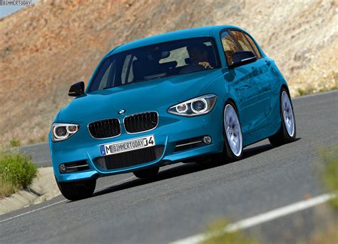 Bmw 1er Alternative by Renderings Zeigen Bmw 1er F20 Und Dreit 252 Rer F21 Mit M