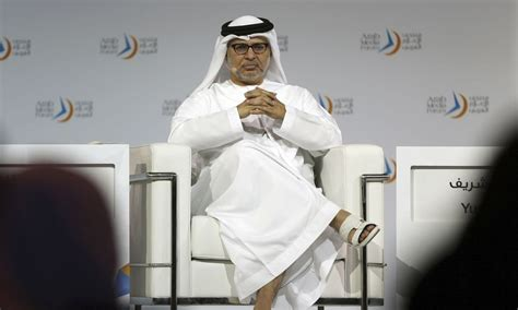 The Foreign Policies Arab States in remarks since retweet feud uae diplomat says