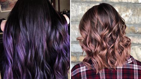 trendy hair colors     simplemost