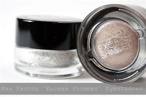 Eyeshadow Max Factor max factor excess shimmer eyeshadow s bad habit