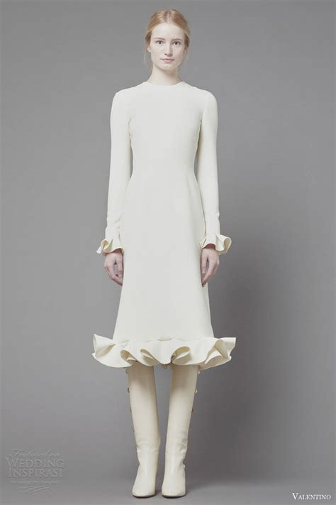 Top 9 Valentino Dresses by Valentino Pre Fall 2013 Ready To Wear Wedding Inspirasi