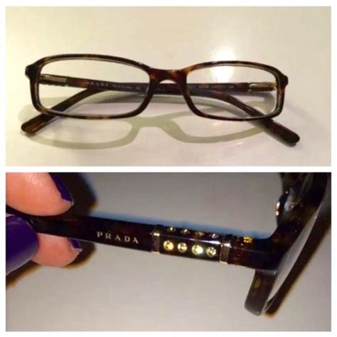 Prada Swarowski 82 prada accessories authentic prada glasses w