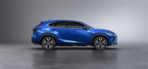 2018 lexus nx gets a new look for shanghai auto show