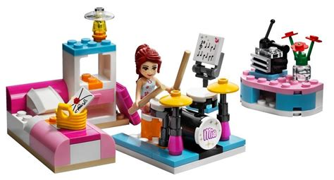 Lego Doll D127 1 6 Set Go lego friends s bedroom 3939 my lego style