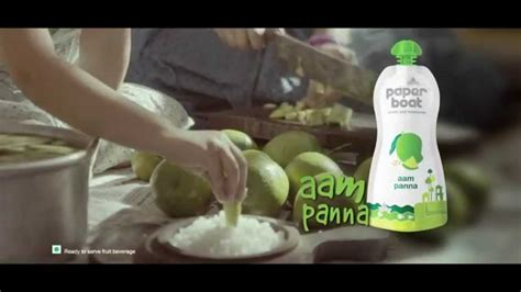 boat drinks video paper boat s aam panna youtube