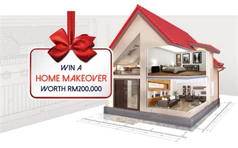 hong leong bank win a home makeover contest malaysia s