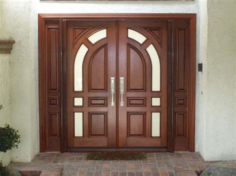 used front doors for homes 21 cool front door designs for houses