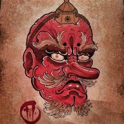 japanese tattoo tengu bunshin katsumi tengu japanese tattoo pinterest