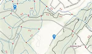 mcallister map best trails in mcallister park alltrails