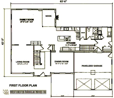 custom modular home floor plans custom colonial 1 by westchester modular homes two story