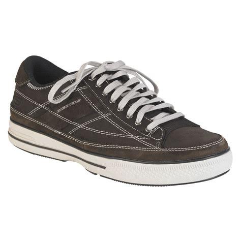 skechers s arcade casual shoe brown