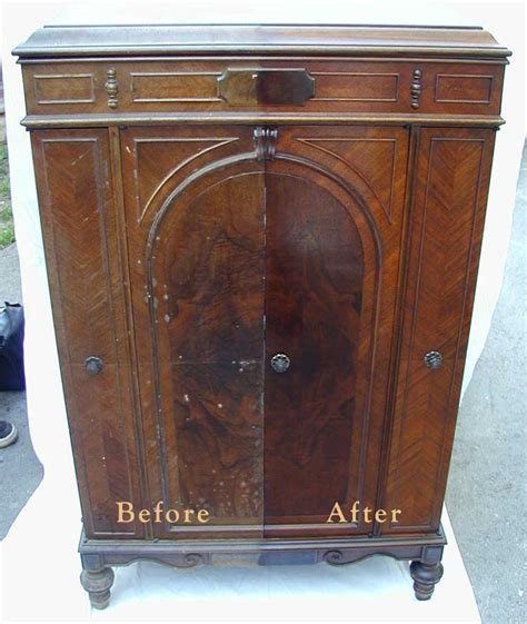 Restore Furniture by How To Restore Antique And Wood Furniture In Just One Step