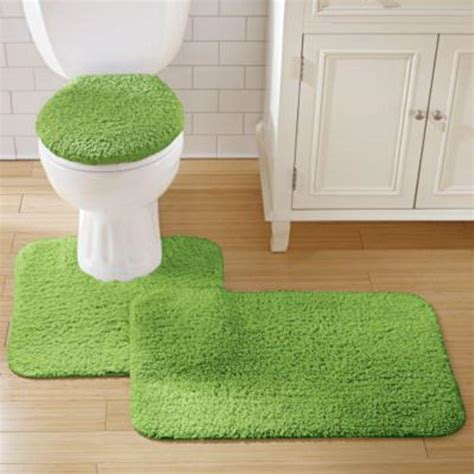 shag bathroom rug 10 interesting and fun bathroom area rugs rilane
