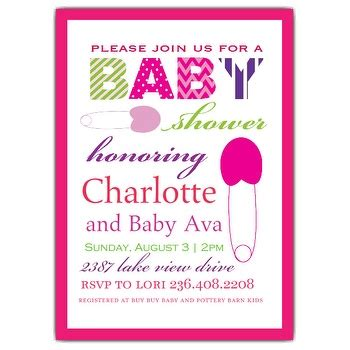 Baby Shower Invitation Card Wording by Baby Shower Invitation Wording Paperstyle