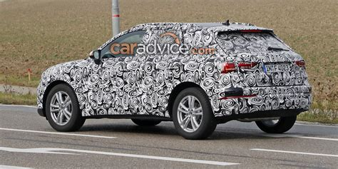 Audi Q3 Germany by 2018 Audi Q3 Spied In Germany Photos