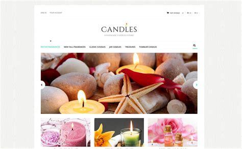 negozio di candele tema prestashop 52957 per un sito di negozio di regali
