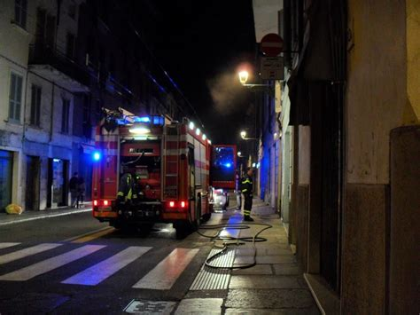 banco popolare di lodi parma incendio in via mazzini