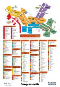 sawgrass mall map sawgrass mills mall going to need this map next week my style milling