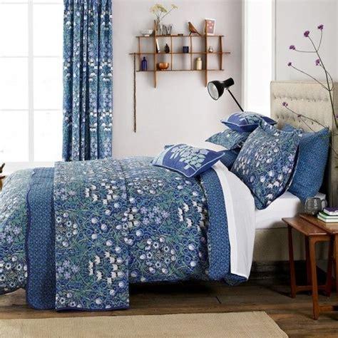 periwinkle bedding v a columbine periwinkle blue duvet cover set craft room