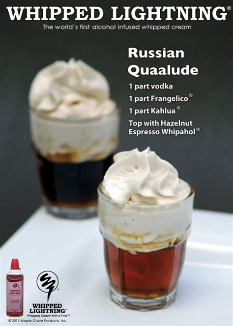 Quaaludes Also Search For Russian Quaalude Food And Drink