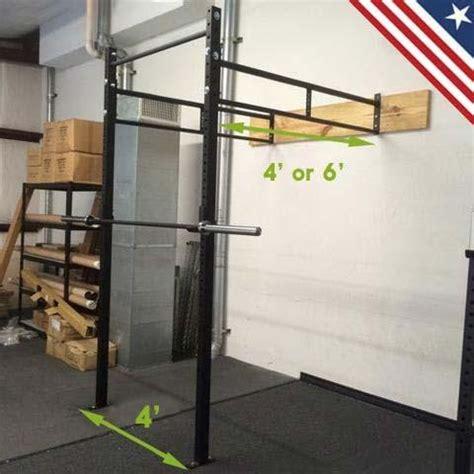 wall mount garage rig  bomba  weightlifting