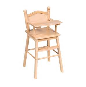 The guidecraft wooden doll high chair then may we also suggest