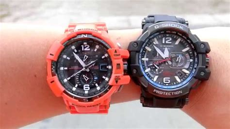 Gshock Gpw1000 Orange casio g shock gpw 1000 gps hybrid wave ceptor 3 gshock