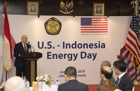 s day indonesia sambutan dubes as joseph r donovan pada u s indonesia