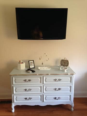shabby chic media console 17 best images about tv console media center before