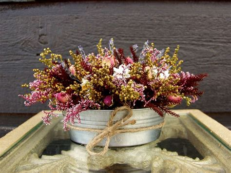 centrotavola fiori finti centrotavola fiori secchi fiori secchi centrotavola