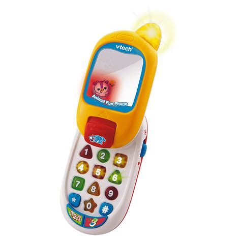 Vtech Animal Slide Phone vtech