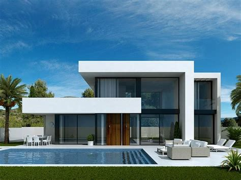 modern villas 1000 ideas about modern house plans on pinterest house