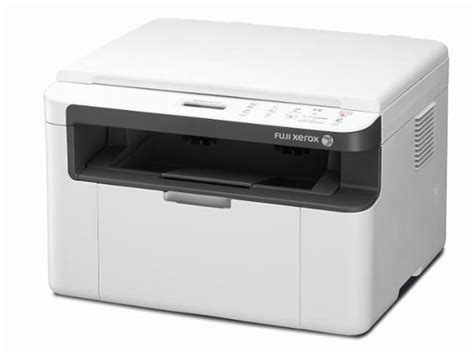 Fujixerox Dp 115 W fuji xerox launches two affordable monochrome printers one of which costs just s 79