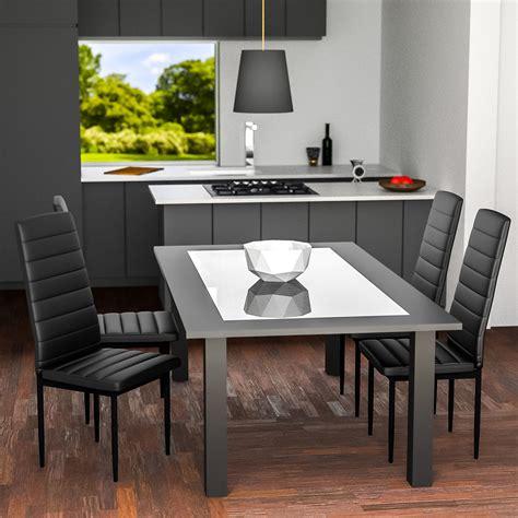sedie per sala da pranzo set di sedia per sala da pranzo tavolo cucina eleganti