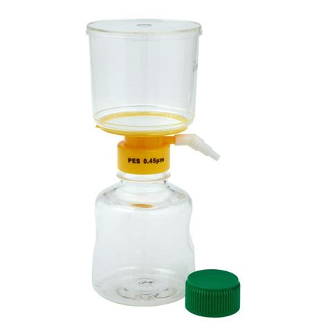 cls 2009 vacuum filter systems bottle top chemglass