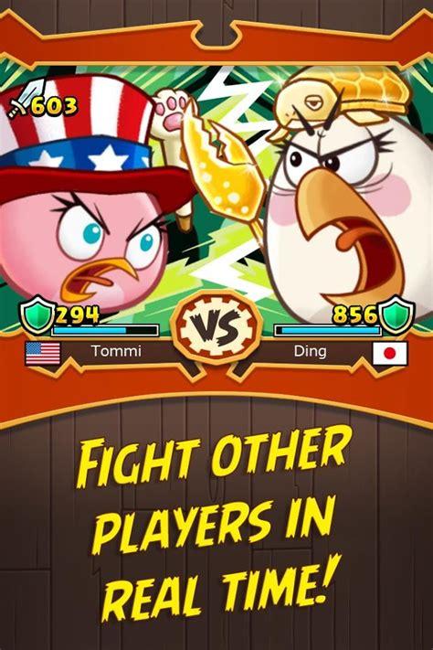 game rpg mega mod angry birds fight rpg puzzle apk v2 3 0 mega mod fullapkmod