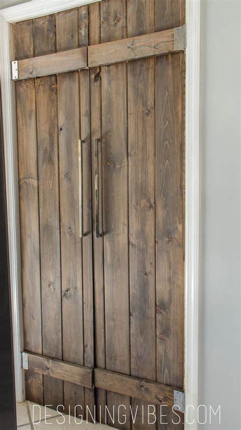 kitchen closet doors best 25 rustic pantry door ideas on door